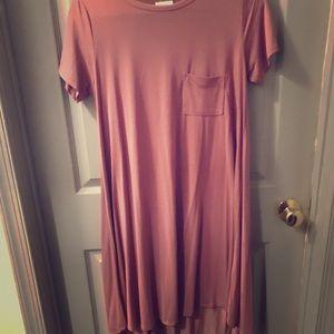 Blush LulaRoe Carly Dress